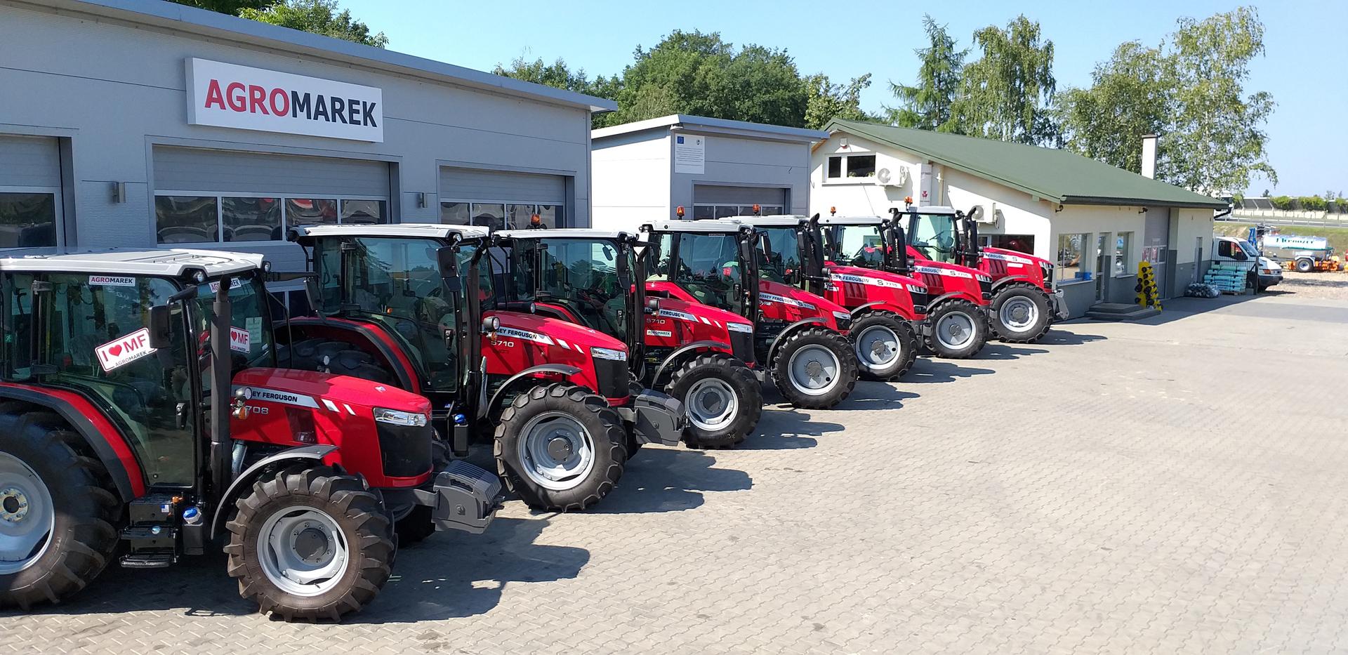 W superbly AGRO-MAREK – sprzedaż ciągników i maszyn rolniczych, dealer Massey ZI94